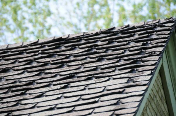 Early Deterioration Dayus Roofing