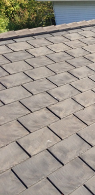 Material Options | Dayus Roofing