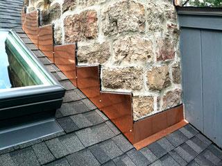 Metal Flashings Dayus Roofing
