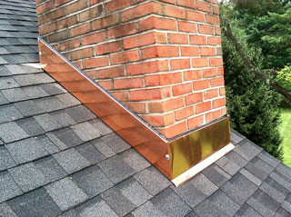 Metal Flashings Dayus Roofing