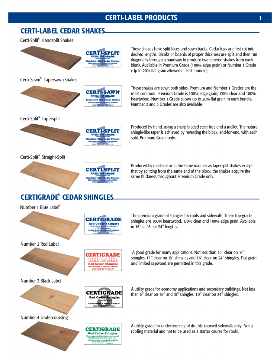 Cedar Roofing Dayus Roofing